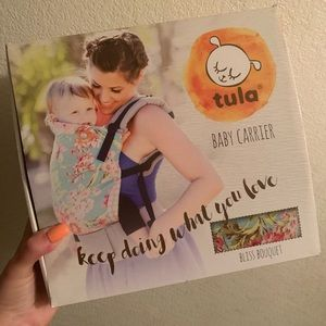 Brand new Tula carrier